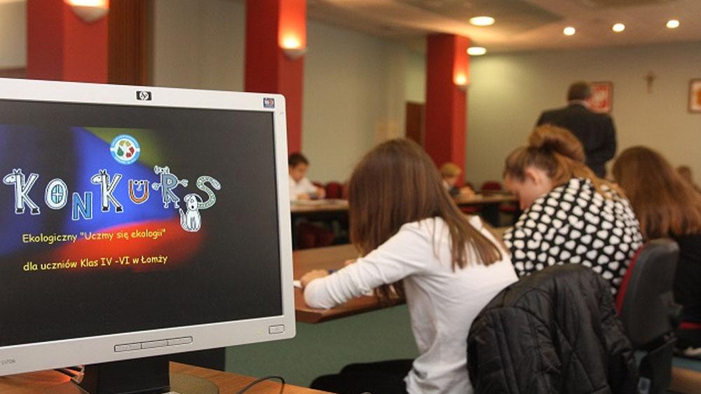 """II etap konkursu ekologicznego """"Uczymy się ekologii"""""""
